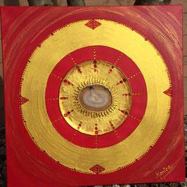 Red - Gold Harmonie Zentrierung Aktivierung