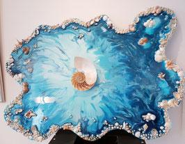 """""""Ocean"""" Resin Nautilus Bild"""