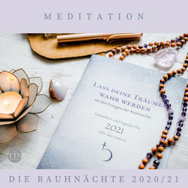 Meditation RAUHNÄCHTE 2020/21 (CD)