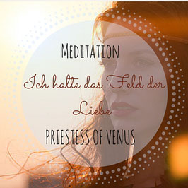 "Meditation ""Priestess of Venus""  (download)"