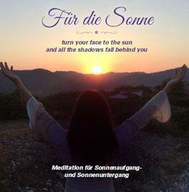 Meditation SONNENaufgang- & -untergang (CD)