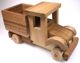 """Russische Holzspielzeug """"Kleiner LKW"""", angefertigt, Artikel SPIEL1"""