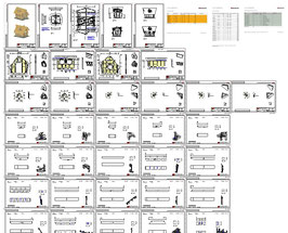 Bauplan Hexenhäuschen Typ 1