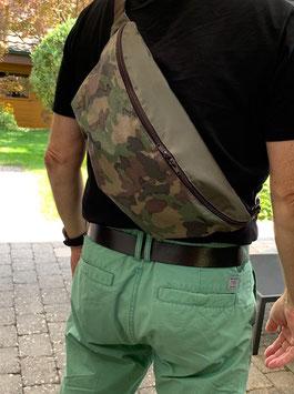 Cross Body Bag  No. 08 Army Look