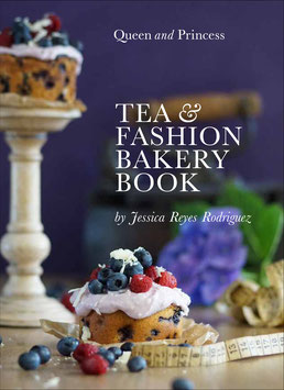 Tea & Fashion Bakery Book