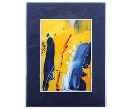 """Acryl Bild """"Abstrakt"""""""