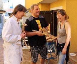 Skulpturenbau-Kurs: Kreative Freiheit: 1 Tag