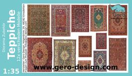 """Gero """"Teppiche / Carpets """" 1:35"""