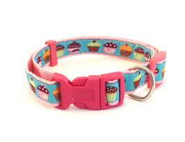"Collar para Perro ""Cupcake"""
