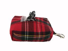 "Porta bolsas perro ""Escocés"""