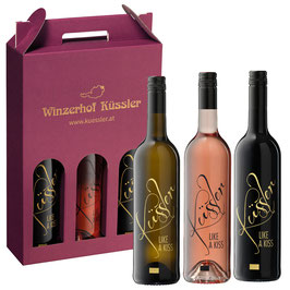 Wine-Package Deluxe – the 3 noble cuvées