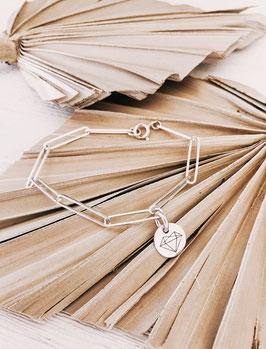 Armkette Anker Gems