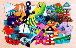 Petit puzzle mer