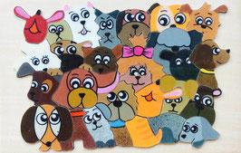 Petit puzzle chiens
