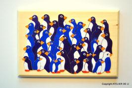 Petit puzzle pingouins
