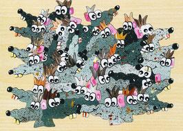 Grand puzzle rats