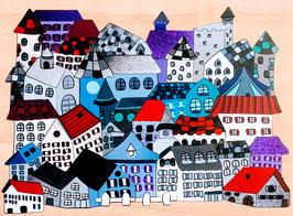 Grand puzzle ville