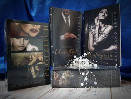 Sammelband Plötzlich Reihe + Catalano Serie