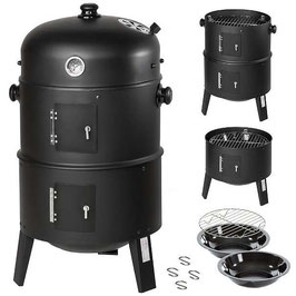 Barbecue Smoker Räuchertonne Räuchergrill