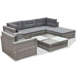 Gartenmöbel - Garnitur Lounge Set