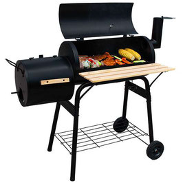 BBQ Holzkohlegrill Barbecue Smoker