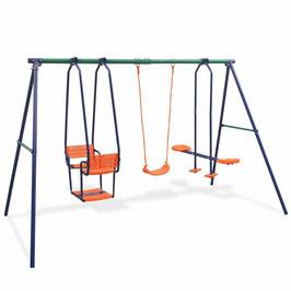 Kinderschaukel 5 Sitzen Gartenschaukel
