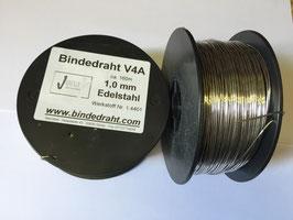 Edelstahldraht V4A 1,0mm