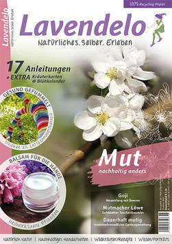 """Lavendelo Ausgabe 18 """"Mut"""""""