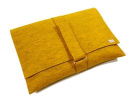 manufra - Laptop Hülle mit Schliesse