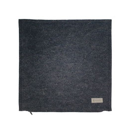 manufra – Filzkissen-Hülle OHNE Inlett ca. 40 x 40 cm