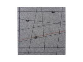 manufra – Memoboard quadratisch ca. 50 x 50 cm