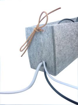 manufra – Kabelbox passend zu Handyaufbewahrung