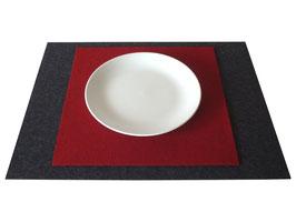 manufra-Tischset 3 mm ca. 30 x 30 cm