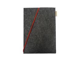 manufra - mini Tablet-Hülle mit Gummiband