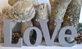 Buchstabenset Love