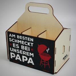 Am besten schmeckt es bei unserem Papa