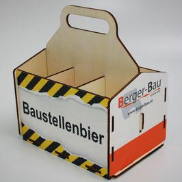 Baustellenbier - Variante mit eigenem Seitenlayout