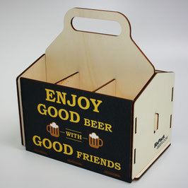 Enjoy good beer with good friends