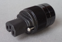 Wattgate IEC Connector - Audiophile quality - 320 i Cryo-treated