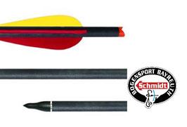 Armbrustbolzen CBB Carbon - 6 Stück