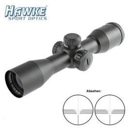 Zielfernrohr Hawke XB 3x32 SR BW