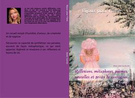 Version papier Livre Bijoux pour l'âme par Josée Carrier
