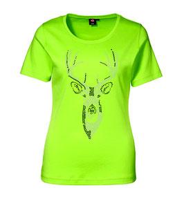 """""""T-Shirt Hirsch Strass"""""""