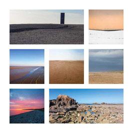 Grusskarte Wüste