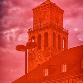 roter Rathausturm