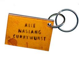 Alle Naslang Currywurst