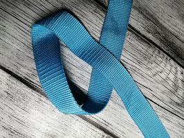 Gurtband türkis 30 mm