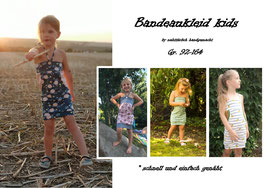 Bandeaukleid Kids92 - 164