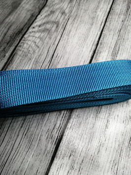 Gurtband blau 30 mm