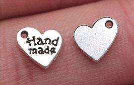 Handmade Herzen Metall